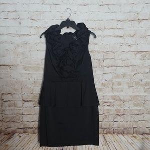 {Xscape} beautiful peplum dress